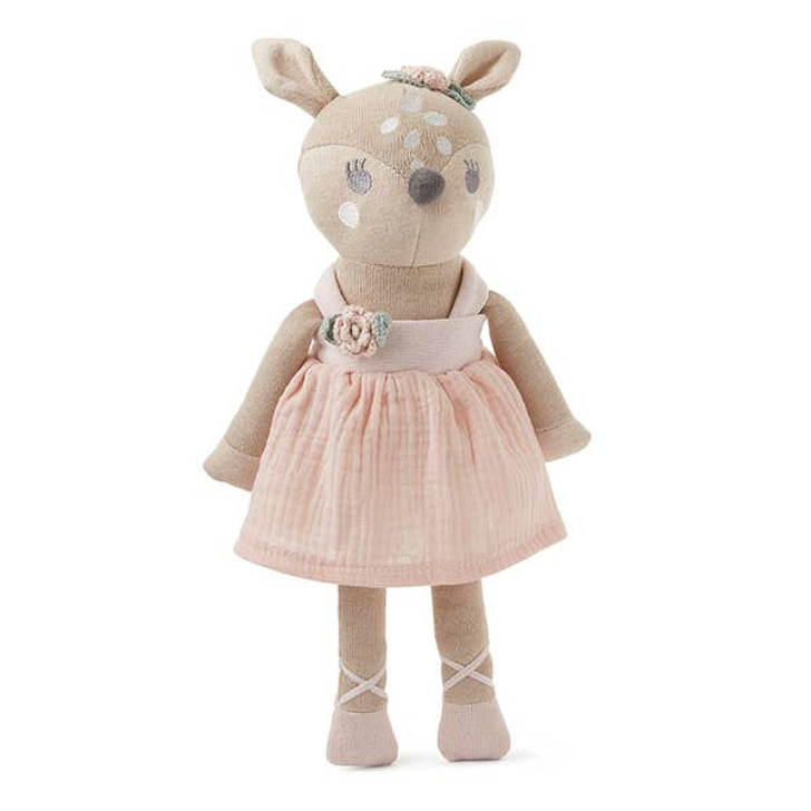 Fifi Fawn Baby Knit Toy | Elegant Baby