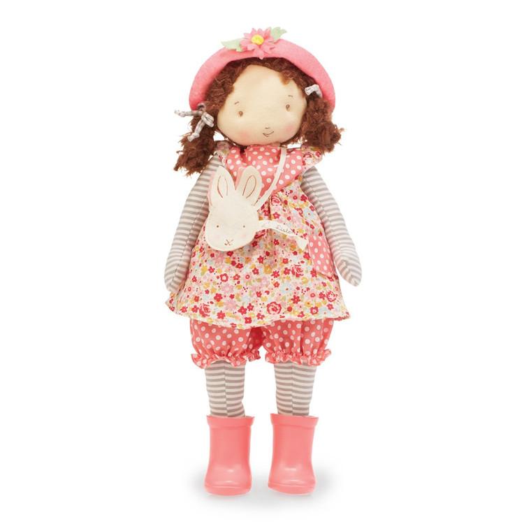 Bunnies by the Bay Daisy Girl...Friend Plush Doll