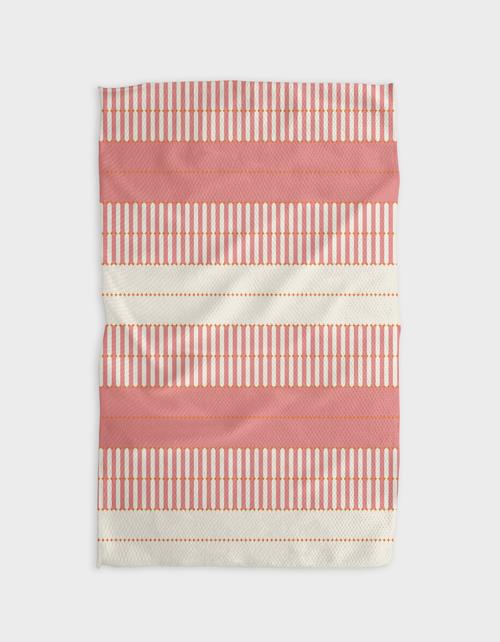 Baton Rose Kitchen Tea Towel