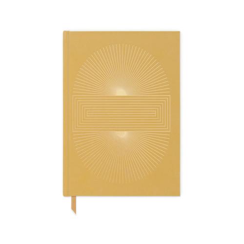 Modern Journal - Ochre Radiant Sun Block