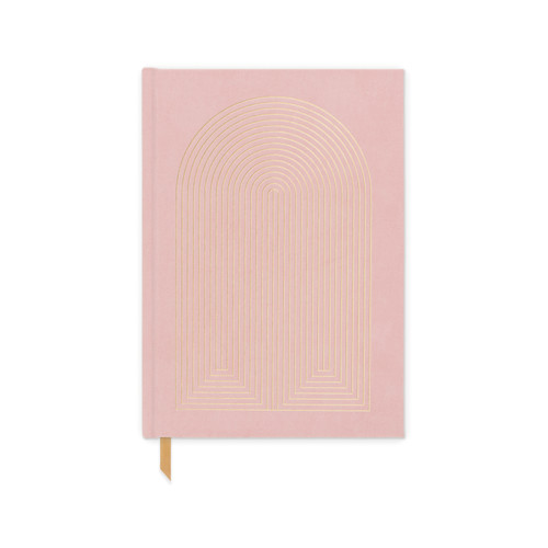 Modern Journal - Dusty Pink