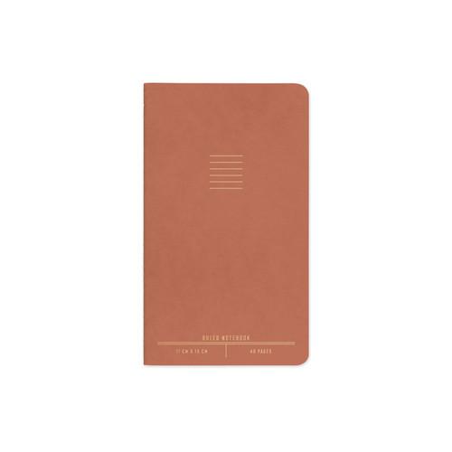 Flex Undated Planner -Bright Terracotta