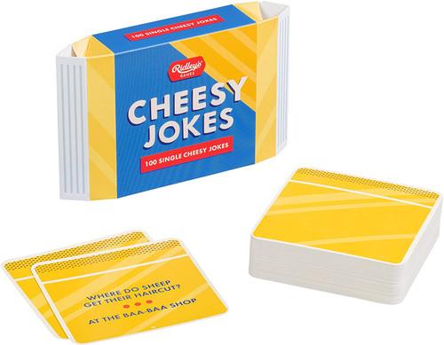 100 Cheesy Jokes