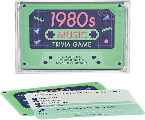 1980s Music Triva
