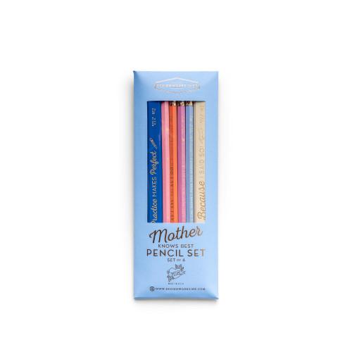 Mother Knows Best Pencil Set