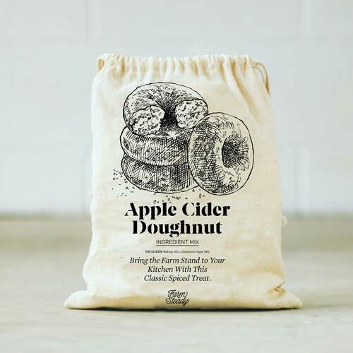 Apple Cider Doughnut Baking Mix