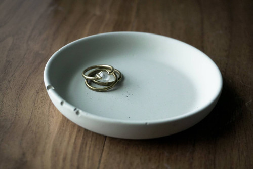 Small Round Trinket Dish