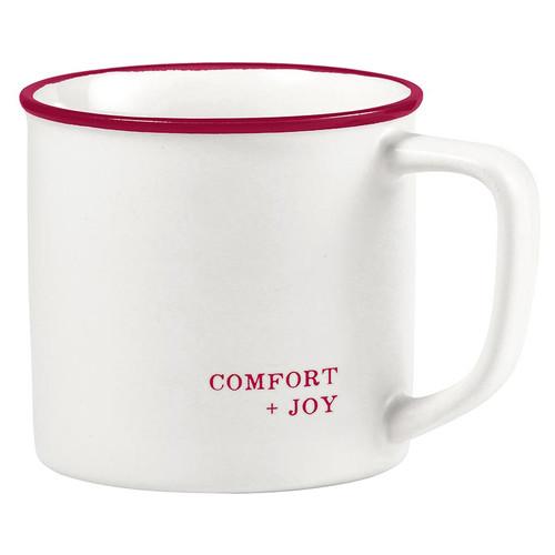 Comfort + Joy Mug