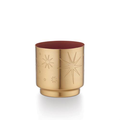 Bon Bon Tiny Tinsel Glass Candle