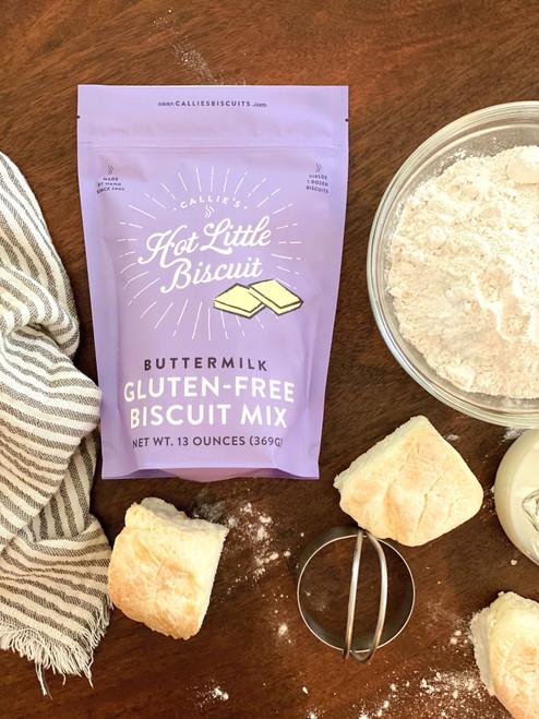 Gluten Free Biscuit Mix