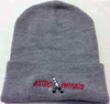 Astro-Physics Embroidered Knit Cap, Dark Ash  (APCAPW)
