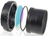 Baader Protective T-Ring with filter, components
