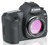 Digital Camera with Baader Protective Filter