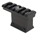 Picatinny Male Dovetail Base for Multi-Reticle Reflex Finders (PICQRM)