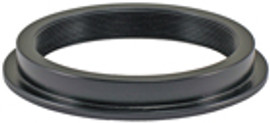 """0.5"""" CCD Adapter for older SBIG ST configurations with gap-mounted color filter wheel and for use with extensions to create intermediate spacings  (A1260)"""