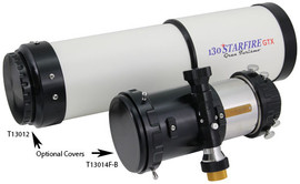 130GTX  and 130EDFGT Tube Cover for Focuser End of the Tube (T13012)