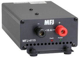 13.8V, 15 Amp Power Supply for U.S.