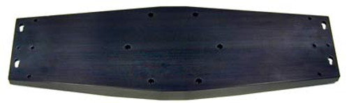 """24"""" Ribbed Mounting Plate - 1200 and 1600 Mounts (1200RP)"""