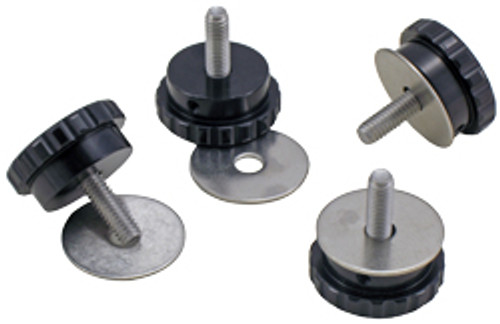 Pier Adapter Knob Kit for 1200 Mounts  (12KBKIT)
