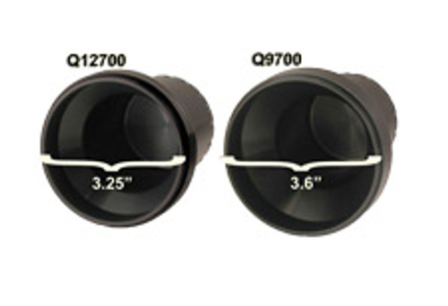 Polar Scope Cover for 900GTO Mounts shipped since October 2005  (Q9700)