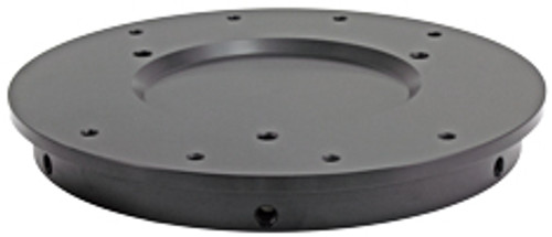 "Flat Pier Plate for 1100GTO and all 900 Mounts - for 8"" ATS and other non-Astro-Physics Piers  (119FP)"