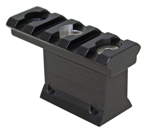 Picatinny Male Dovetail Base for Multi-Reticle Reflex Finders (Needs QRBASEM) ( (PICQRM)