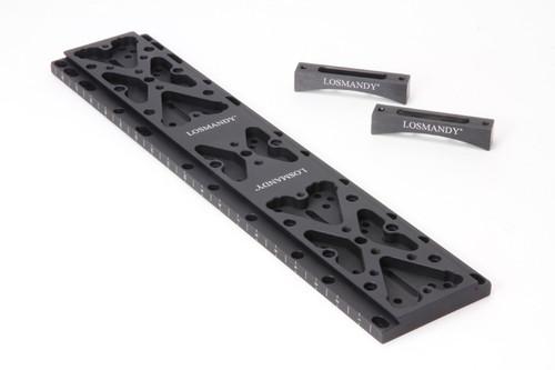 "19"" Losmandy D Series dovetail plate for Celestron 9.25"" SCT  (LMDC925)"