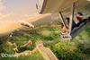 ディズニーランドカリフォルニアアドベンチャーパーク ソアリン・アラウンド・ザ・ワールド