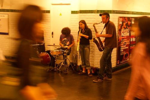 地下鉄で行くジャズ