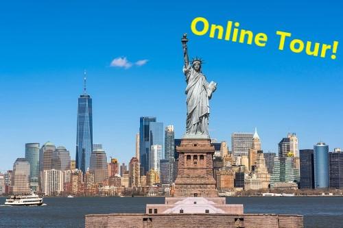 オンラインツアー! ニューヨーク市内観光