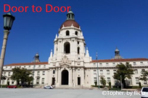*Door to Door! パサデナ&ハンティントン・ライブラリー1日観光