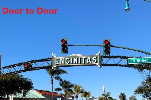 Door to Door! スピリチュアルな街 エンシニータス1日観光