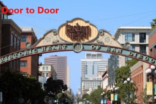 Door to Door! サンディエゴ&ラホヤビーチ1日観光