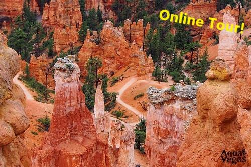 オンラインツアー! 徹底攻略!魅力たっぷり2大国立公園ザイオンとブライスキャニオン編