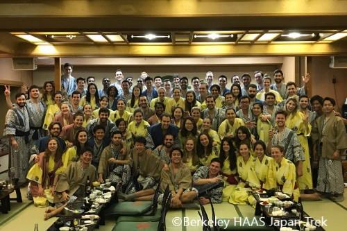 Berkeley HAAS Japan Trek Image