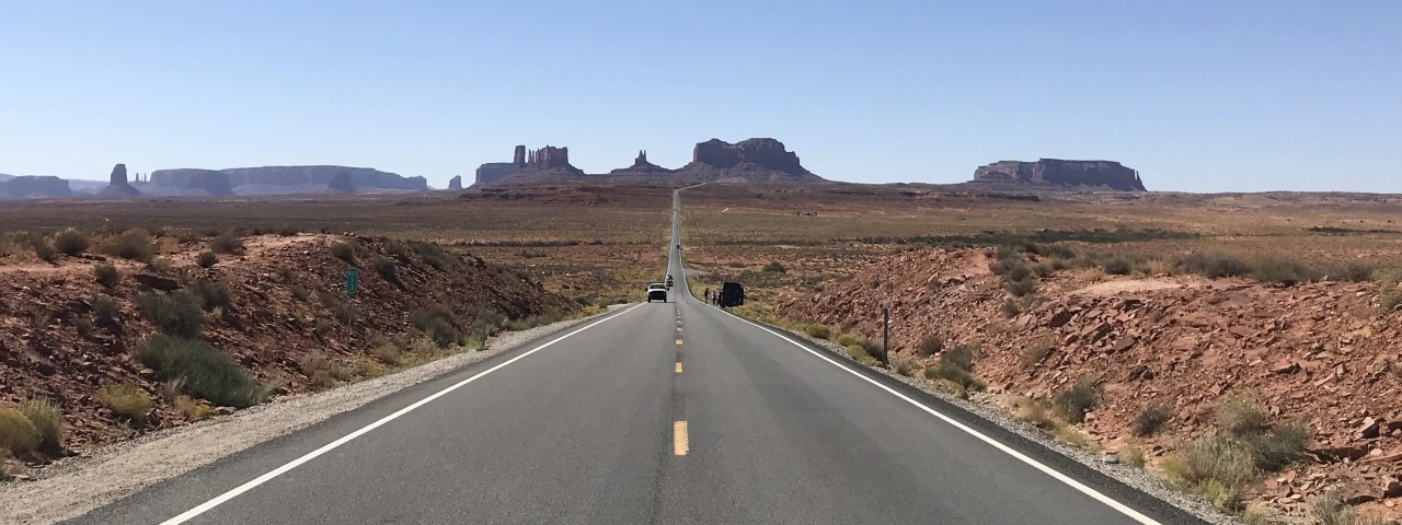 Monument Valley Overnight