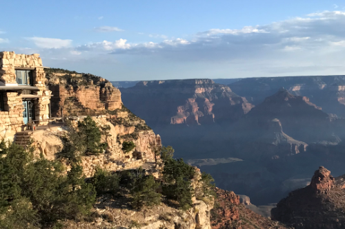 Grand Canyon Overnight
