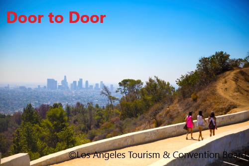 Griffith observatory hiking tour