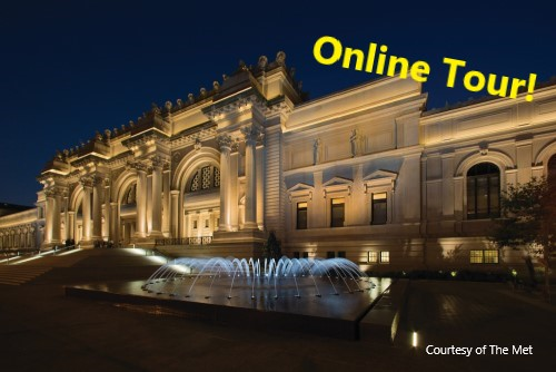 Online Tour Met Frick Collection