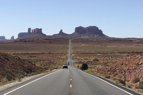 Monument Valley Overnight Tour