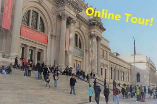 Online MET Highlight Tour