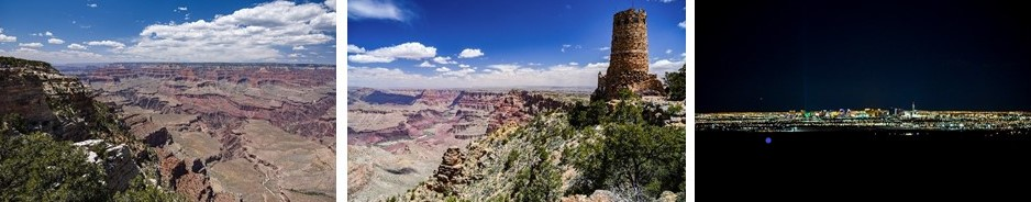 Las Vegas Grand Canyon Antelope Lake Powel One Day Tour