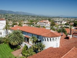 Santa Barbara & Solvang One Day