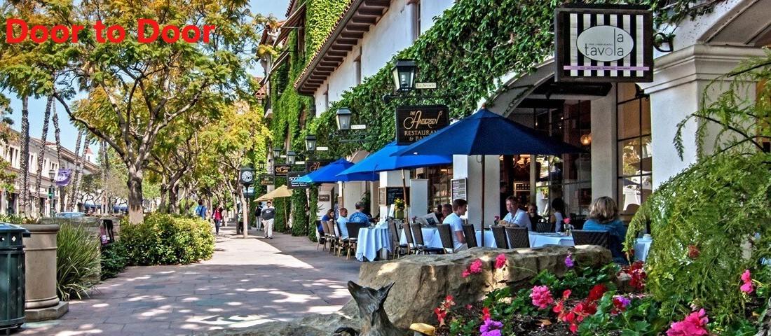 Santa Barbara & Solvang Tour
