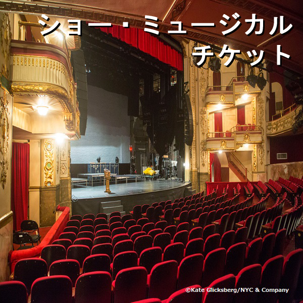 ショー・ミュージカル チケット
