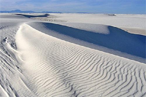 White sands Santa fe tour