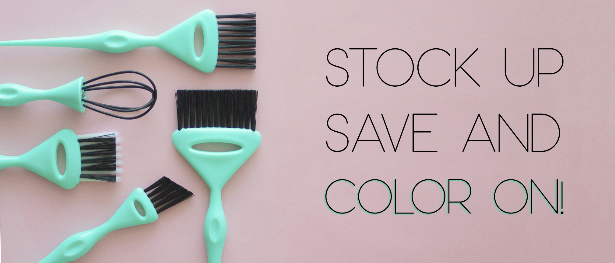 Color Cocktail Hair Coloring Tools On Sale Now