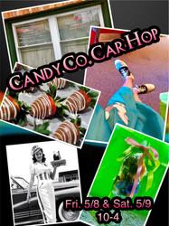 CANDY CO. CAR HOP!!!!!!!