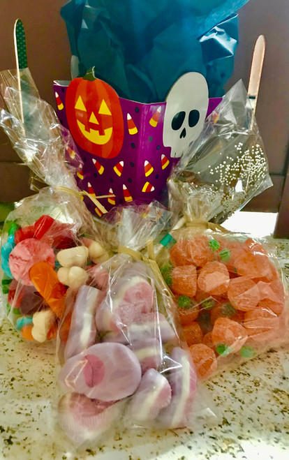 Witches Brew Boo Box