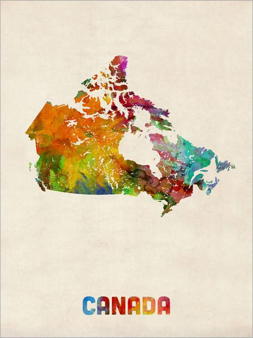 Canada Poster Art Print